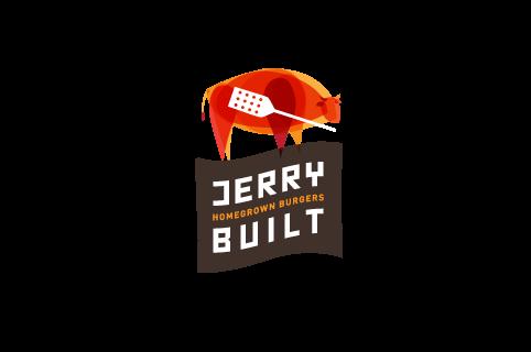 Jerry Built Logo Concept