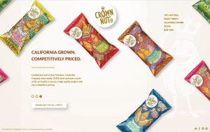 Crown Nut Landing Page