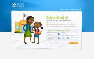 Denver Public Schools Web-App