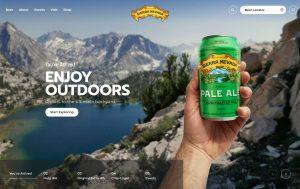 Sierra Nevada Website